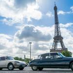 古きシトロエンDSでめぐるパリ|Citroen ギャラリー