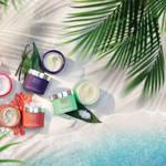 夏肌を磨く「ボディポリッシャー コレクション」発売|MOLTON BROWN ギャラリー