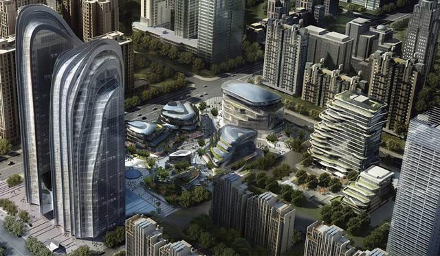 北京のレジデンスプロジェクトに「アルマーニ / カーザ」が参画|ARMANI / CASA ギャラリー