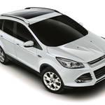 フォード、クーガのエンジンを刷新|Ford ギャラリー
