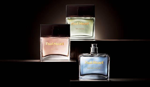 男性用化粧品「ポール・スチュアート」がリニューアルし、フレグランスが登場|Paul Stuart ギャラリー