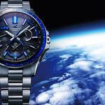 最新の時刻修正システムで世界の「正確な時」を知る|CASIO OCEANUS ギャラリー
