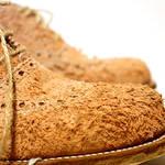 """伊勢丹新宿店メンズ館「JAPAN靴博2015」に""""土に還る靴""""を出展 H? Katsukawa from Tokyoギャラリー"""