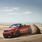 レンジローバー イヴォーク・コンバーチブル ついに来春リリース|Range Rover ギャラリー