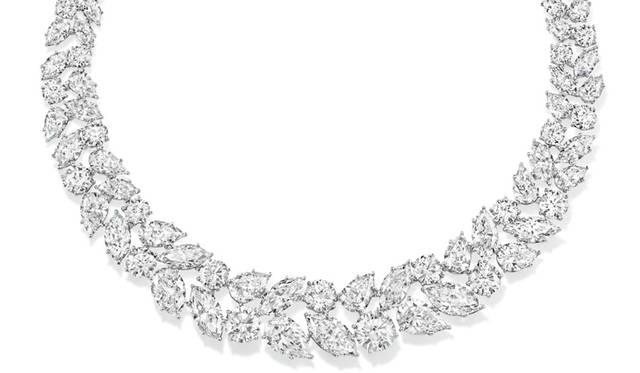 透徹したダイヤモンドの輝きが際立つハリー・ウィンストン|HARRY WINSTON ギャラリー