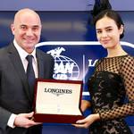 テニス界の伝説、アンドレ・アガシ氏の挑戦|LONGINES ギャラリー