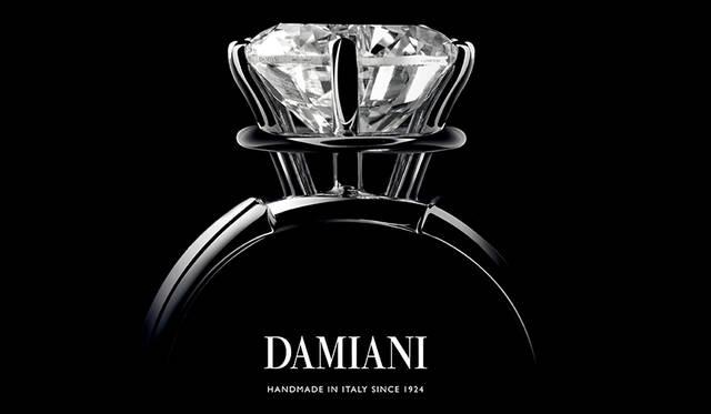 トップジュエラー「ダミアーニ」がブライダルフェアを開催|DAMIANI ギャラリー