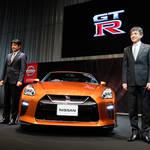 GT-R 2017年モデルを日本初披露|Nissan ギャラリー