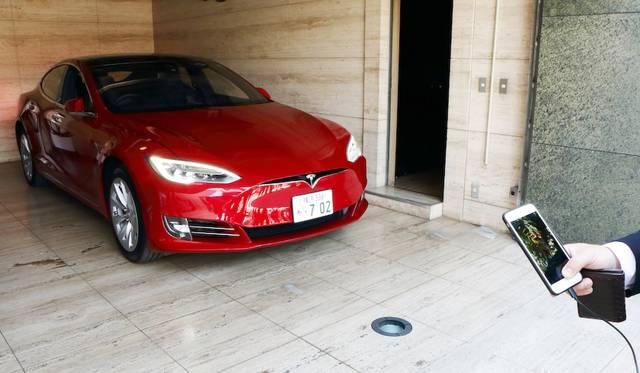テスラ モデルSが初のフェイスリフト|Tesla ギャラリー