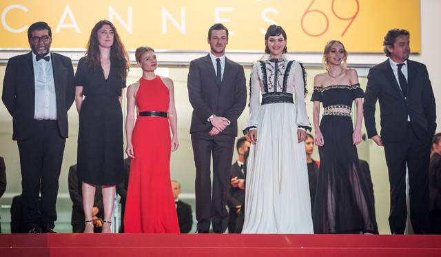 速報|第69回カンヌ国際映画祭 2016 セレブスナップ