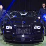 専用ブラックカラーで陰影を強調する「レイス ブラック・バッジ」|Rolls-Royce ギャラリー