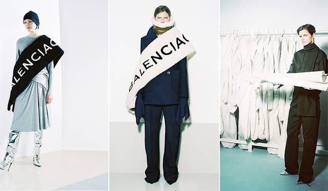 バレンシアガ 2016-17年 秋冬 ウィメンズ プレコレクション|BALENCIAGA