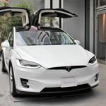 テスラのEV SUV「モデルX」国内販売を開始 Tesla ギャラリー