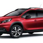 SUVルックを強化した「2008」がマイナーチェンジ|Peugeot ギャラリー
