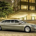 マイバッハを極めたリムジン「S 600 プルマン」|Mercedes-Maybach ギャラリー