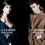 """プラダが""""女性と男性の審美的な関係""""を表現したフレグランスを発売 PRADA ギャラリー"""