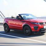 日本に上陸したレンジローバー イヴォーク コンバーチブルに試乗|Range Rover ギャラリー