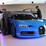 ブガッティ「シロン」がジャパンプレミア|Bugatti ギャラリー