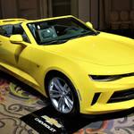 新型シボレー カマロが日本上陸|Chevrolet ギャラリー