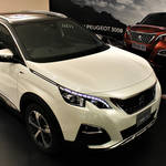 間もなく導入される新型「3008」をひと足先に公開|Peugeot ギャラリー