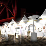 「さっぽろ雪まつり」でモエ・エ・シャンドンのポップアップラウンジがオープン|MOËT & CHANDON ギャラリー