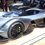 AM-RB 001の正式名称が「ヴァルキリー」に決定|Aston Martin ギャラリー