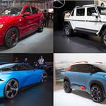 そろそろ上死点のSUVトレンドとポストSUVの出口戦略とは?|Geneva Motor Show ギャラリー