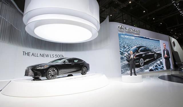 少ないEVと目立ったPHEVの関係|Geneva Motor Show ギャラリー