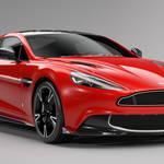 英空軍アクロバットチームにちなんだヴァンキッシュS|Aston Martin ギャラリー