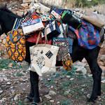 アフリカバッグを紹介するポップアップイベント Vivienne Westwood ギャラリー