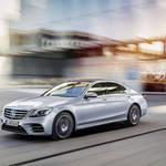 メルセデスの新型Sクラス、その進化|Mercedes-Benz ギャラリー