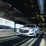 キャデラックCTSがフェイスリフト|Cadillac ギャラリー