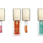 くちびるをケアしながら色づく「コンフォート リップオイル」に新色が登場|CLARINS ギャラリー