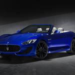 ブルーボディで装った限定5台のグラントゥーリズモとグランカブリオ|Maserati ギャラリー