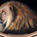 3種類の動物をモチーフにしたプティ・ウール ミニット ブラックエナメル|JAQUET DROZ ギャラリー