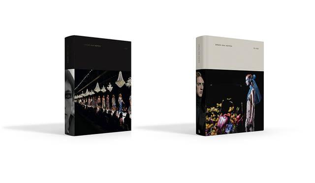 ドリス・ヴァン・ノッテンのショーアーカイヴを収めた2冊の書籍 BOOK ギャラリー