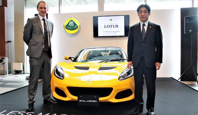 ロータス2018年モデル発表|Lotus ギャラリー