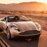 アストンマーティンDB11にコンバーチブル「ヴォランテ」を追加|Aston Martin ギャラリー