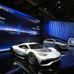 東京モーターショー 2017 リポート|Mercedes-Benz ギャラリー