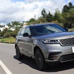 レンジローバーの新型SUV、ヴェラールに試乗|Range Rover ギャラリー