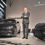 マセラティ2018年モデルを発表|Maserati ギャラリー
