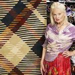 ヴィヴィアン・ウエストウッドがThe Rug Companyの20周年を祝う記念ラグをデザイン|Vivienne Westwood ギャラリー