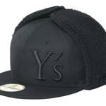 Y's(ワイズ)× New Era®(ニューエラ)によるコラボレーションモデルの最新作|Y's ギャラリー