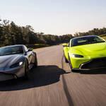 アストンマーティン、新型「ヴァンテージ」を世界6カ国で同時披露|Aston Martin ギャラリー