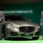 ジャガーXFにワゴンタイプの「XFスポーツブレイク」追加|Jaguar ギャラリー