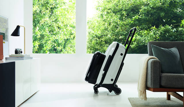 Bugaboo|システムという発想で生まれたスーツケースBugabooに大注目。 ギャラリー