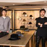 M・A・R・S|米山庸二 × 木島隆幸氏 特別対談「ファッション小物の生きる道」 ギャラリー