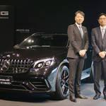 メルセデス「GLC」「GLCクーペ」に初の「63」シリーズを投入|Mercedes-Benz ギャラリー