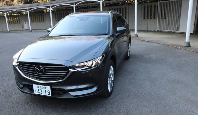 マツダの新型SUV「CX-8」に試乗|Mazda ギャラリー