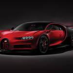 ブガッティ シロンのハイパフォーマンスバージョン発表|Bugatti ギャラリー